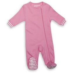 Juddlies Pajacyk Sachet Pink Solid Newborn