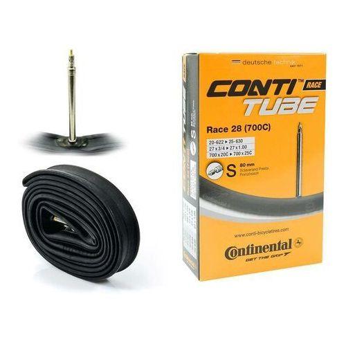 """Opony i dętki do roweru, CO0180000 Dętka Continental Race 28"""" x 0,75"""" - 1,0"""" wentyl presta 80 mm"""