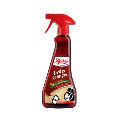 Spraye do czyszczenia mebli, POLIBOY 375ml Leder Reiniger Spray do czyszczenia skór sztucznych