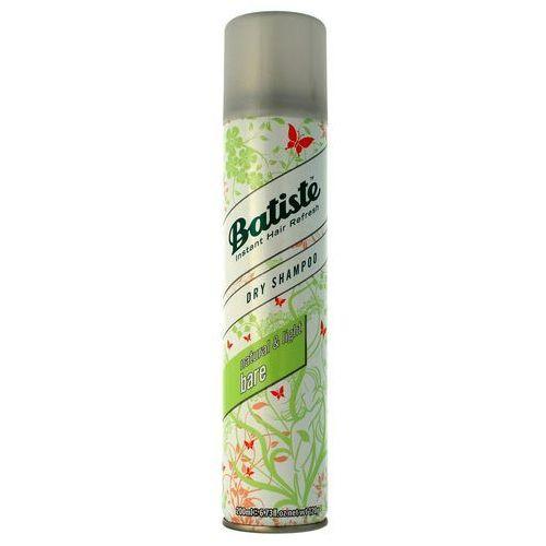 Mycie włosów, Batiste, Natural & Light Bare. Suchy Szampon Do Włosów, 200ml - Batiste