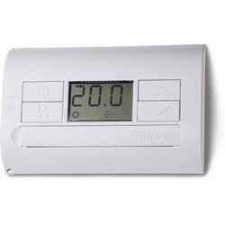 Termostat elektroniczny kremowy, wyświetlacz LCD dzień/noc, lato/zima 1P 5A 230V 1T.31.9.003.0100
