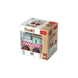 Zabawka drewniana - Straż 5Y36M3 Oferta ważna tylko do 2023-04-03