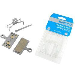 Okładziny hamulca tarczowego Shimano G04S metaliczne Y8MY98010