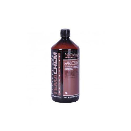 Pozostałe kosmetyki samochodowe, Leather Clean&Feed 1L rabat 20%