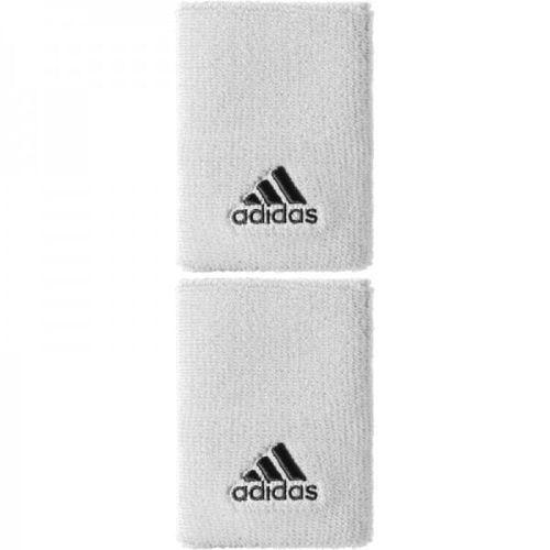 Pozostałe sporty rakietowe, Frotki tenisowe na nadgarstki adidas Tennis Wristband Large S91922