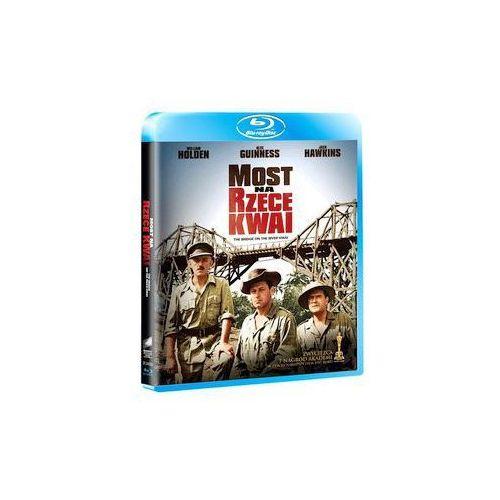 Filmy wojenne, Most na rzece Kwai (Blu-Ray) - David Lean