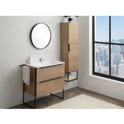 Zestaw ELISA – szafki łazienkowe – kolor drewnopodobny