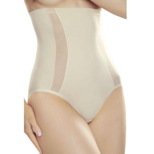 Bielizna wyszczuplająca, Viera majtki korygujące wysokie damskie Eldar Comfort Beżowe Jesienna 1 (-6%)