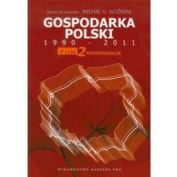 Gospodarka Polski 1990-2011 tom 2 Modernizacja (opr. miękka)