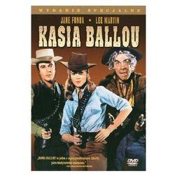 Kasia Ballou (DVD) - Elliot Silverstein DARMOWA DOSTAWA KIOSK RUCHU