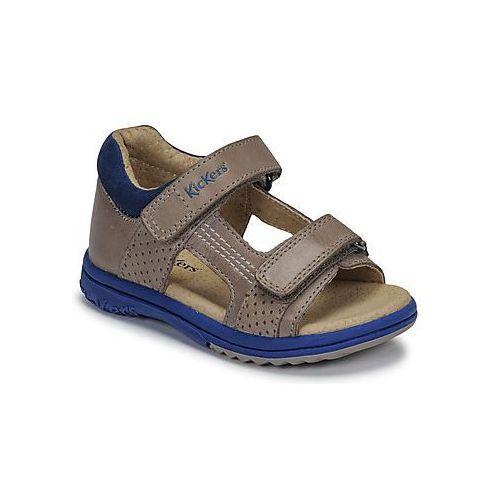 Sandały dziecięce, Sandały Kickers PLAZABI 5% zniżki z kodem PL5SO21. Nie dotyczy produktów partnerskich.