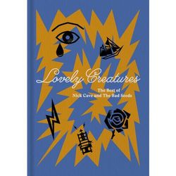 Nick Cave, The Bad Seeds - LOVELY CREATURES - THE BEST OF (1984-2014)(3CD+DVD)