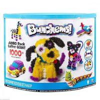 Kreatywne dla dzieci, Bunchems Kolorowe Rzepy - zestaw XXL Spin Master 6028252