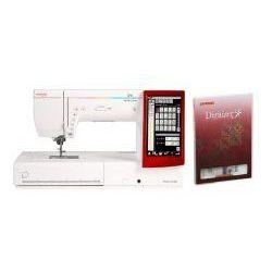Maszyno - hafciarka JANOME MC14000 + DIGITIZER JR