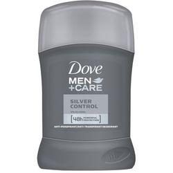 Dove Antyperspiranty Men Care Silver Control antyperspirant w sztyfcie - Unilever