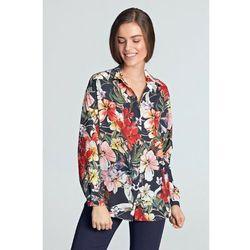 Damska koszula w kwiaty 8J40AC Oferta ważna tylko do 2031-05-20