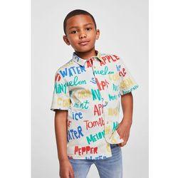 Mango Kids - Koszula dziecięca Erico 110-164 cm