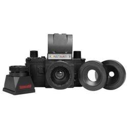Lomograpy Konstruktor SLR DIY Super Kit aparat do samodzielnego złożenia