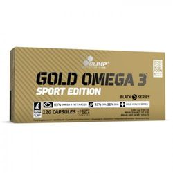 Olimp Gold Omega 3 Sport Edition (120kaps)- natychmiastowa wysyłka, ponad 4000 punktów odbioru!