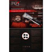 Fox Tango, bezprzewodowa maszynka do włosów