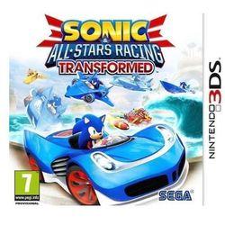 SonicAllStar - Nintendo 3DS - Wyścigi
