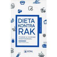 Książki medyczne, Dieta kontra rak (opr. miękka)