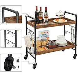 Wózek kucheny pomocniczy Industrial