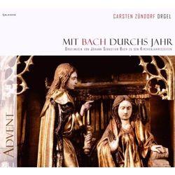 Carsten Zundorf - Mit Bach Durchs Jahr 1