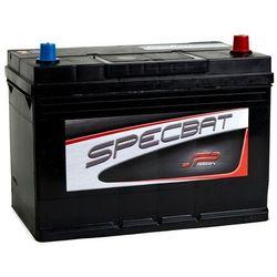 Akumulator SPECBAT 100Ah 720A EN Japan PRAWY PLUS