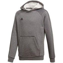 Adidas Dres Kompletny Junior Spodnie Bluza CORE18 CV3429/CV3957