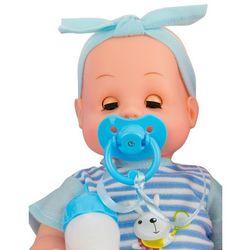 Interaktywna lalka - mówi, śmieje się + akcesoria L-8693