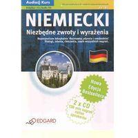 Książki do nauki języka, Niemiecki. Niezbędne Zwroty I Wyrażenia. Audio Kurs (Książka + 2 Cd). Nowa Edycja