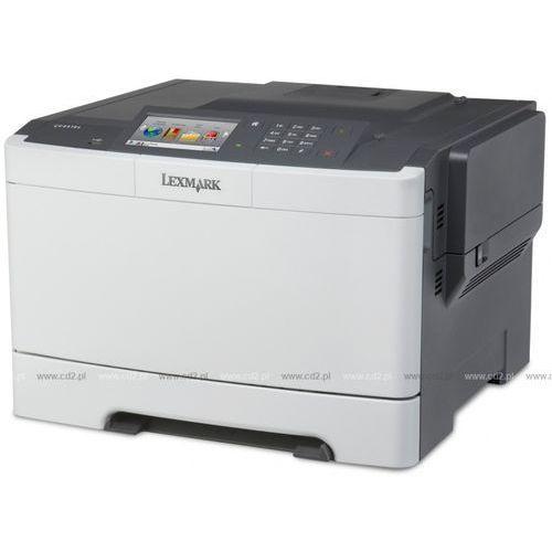 Drukarki laserowe, Lexmark 16 CS510DE