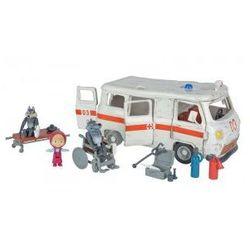 Masza i Niedźwiedź - Ambulans