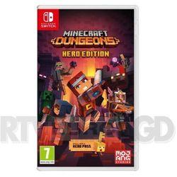 Gra Nintendo Switch Minecraft Dungeons