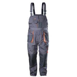 Spodnie ogrodniczki r. XXXL/60 szare CLASSIC NORDSTAR 2021-08-18T00:00/2021-10-30T23:59