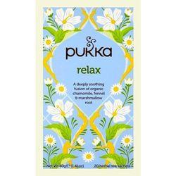 Pukka Organic Relax Tea Bags 20 per pack