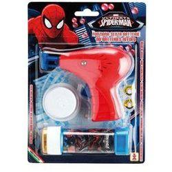 Pistolet do robienia baniek Spider-Man. Darmowy odbiór w niemal 100 księgarniach!