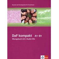 Językoznawstwo, Daf Kompakt A1-B1 Ubungsbuch Mit 2 Audio-Cds (opr. miękka)