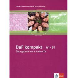 Daf Kompakt A1-B1 Ubungsbuch Mit 2 Audio-Cds (opr. miękka)