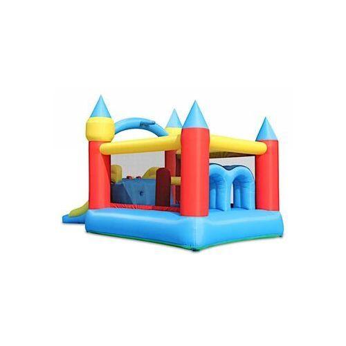 Zabawki dmuchane, Dmuchany tor przeszkód - Zamek - HappyHop