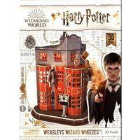 Puzzle, Puzzle 3D: Harry Potter - Magiczne dowcipy (DS1007h)