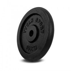 Obciążenie Żeliwne Tytan Sport 10 kg