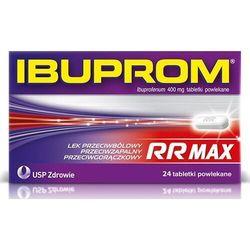 Ibuprom RR MAX x 24 tabletek