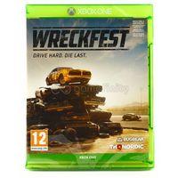 Gry na Xbox One, Wreckfest (Xbox One)