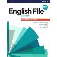 Książki do nauki języka, English File 4E Advanced Sb + online practice - Praca zbiorowa (opr. broszurowa)