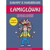 Literatura młodzieżowa, Łamigłówki. indianie - beata guzowska (opr. miękka)