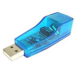 KARTA SIECIOWA ETHERNET NA USB