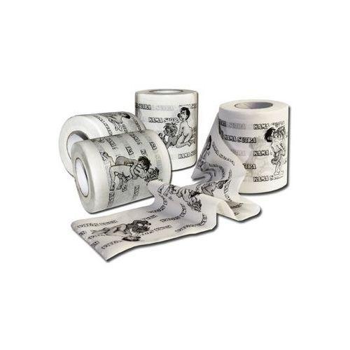 Papier toaletowy, Papier toaletowy - Kamasutra - DP (1szt)