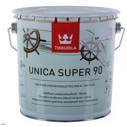 TIKKURILA UNICA SUPER [90]- uretanowy, połysk lakier do drewna, 2.7 l ()